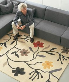 Brink&Campman Estella Bloom rug