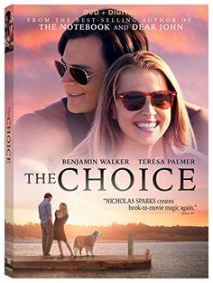 The Choice [DVD + Digital] LIONSGATE