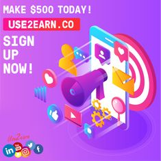 is an influence network that allows people to use social media to earn money online by sharing their unique link with their friends, family & more. Money Sign, Counting Money, Make Money Now, Money Fast, Money Today, Money Affirmations, Influencer Marketing, Earn Money Online, Envelopes