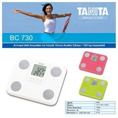 TANITA'nın yeni icadı... http://tarti.com/11/bc-730.html  #sağlık #medikal #yaşam #sağlıklıyaşam #TartıMedikal