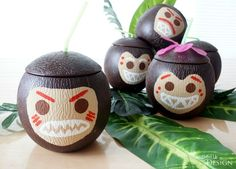 Kakamora Party Cups