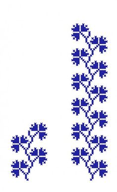 MP595 Cross Stitch Bookmarks, Cross Stitch Borders, Cross Stitching, Cross Stitch Patterns, Bordados E Cia, Crochet Curtains, Chicken Scratch, Border Pattern, Needle And Thread