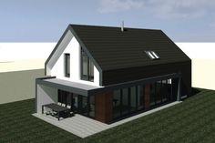 Nieuwbouw schuurwoning   Aalsmeer - AL architectuur
