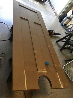 building the door Cypress Pine, Doors, Building, Buildings, Construction, Gate