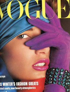 1984 vogue cover