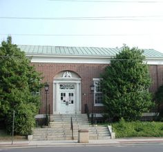 McDowell County Public Library, 2002: Cultural Heritage Institutions of North Carolina, NC ECHO Project, NC Digital Collections