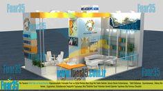 Fuar standı tasarımları , fuar alanı nda uygulanmış fuar stantları , fuar stand imalatı ve fuar standı çeşitleri hakkında detaylı görseller . Daha fazla bilgi için www.fuar35.com.tr