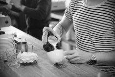 Serving delicious artisan coffee, Store Street Espresso is fast becoming one of the best independent coffee shops in central London.