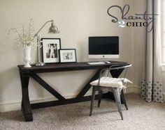 $55 Fancy X Desk