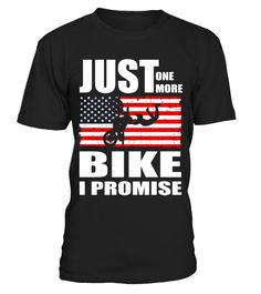 Gift for Dirt Bike - Motocross fans, Just one more bike tee