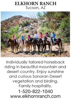 Things To Know, How To Memorize Things, Dude Ranch Vacations, Guest Ranch, The Ranch, Horseback Riding, Tucson, New Mexico, British Columbia