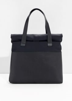 & Other Stories | Scuba Leather Tote