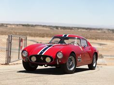 "1956 Ferrari 250 GT LWB Berlinetta ""Tour de France"""