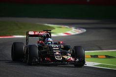 Top ten and potential - Back on track in Monza, Lotus F1 Team outlines weekend…
