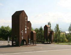The Signal Barn by Jun Igarashi Architects