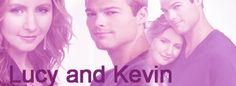 7th Heaven Kevin and Lucy