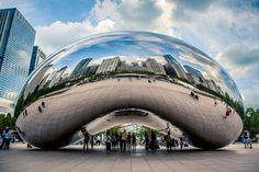 8/15/14 - 15 Fantastic Art-Filled Cities That Aren't New York or Paris - Arts.Mic - Chicago & Los Angeles made the list for the U.S.