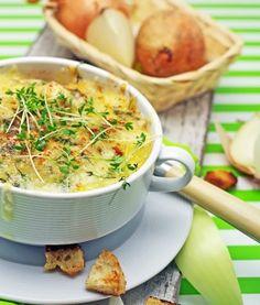 stuttgartcooking: Meine Schwäbische Zwiebel-Suppe