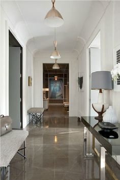 Jean Louis Denoit / Living room / interior design & decor / Neutral