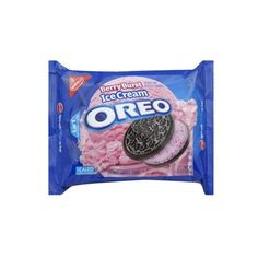 Nabisco Oreo Berry Burst Ice Cream Chocolate Sandwich Cookies 15.25 oz (930 ARS) ❤ liked on Polyvore featuring food and food and drink