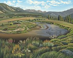 Phyllis Shafer. Sierra Nevada | Great Basin - Nevada Museum of Art