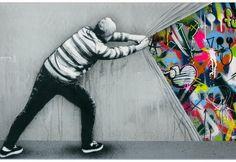 Murales – Street Art de Martin Whatson