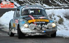 Volkswagen Type 1 Beetle/KA�fer/Bug rally car | See more about Type 1…