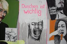 Tor te: Graffiti