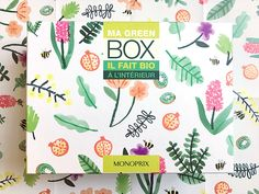 box - packaging on Behance