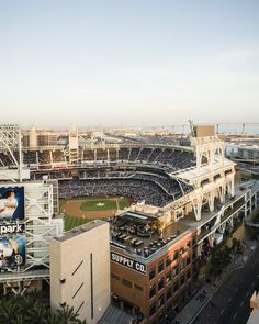 Petco Park—home to the San Diego Padres—was a game changer for the East Village.