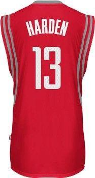 James Harden Adult Road Revolution 30 Swingman Jersey - Official Houston Rockets NBA Licensed Merchandise