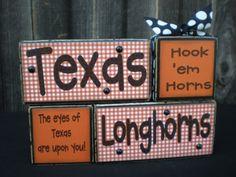 University of Texas School Spirit