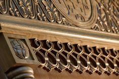 Киот в стиле Русского Севера Acanthus, Entryway Tables, Furniture, Home Decor, Decoration Home, Room Decor, Home Furnishings, Home Interior Design, Home Decoration