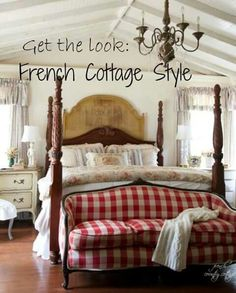 French cottage style