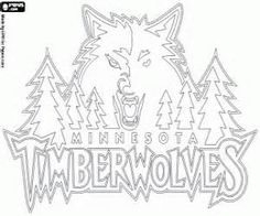 Best NBA Logos Coloring Pages