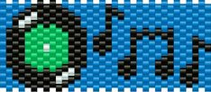 record bead pattern
