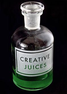 [creative juices]