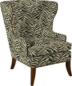 like the black and white patterns too.  Zebra or words in black on beige.
