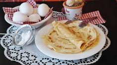 French Crepes Recipe | Easy Authentic Paris recipe