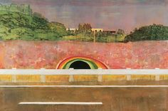 Peter Doig Country Rock, 1998-1999 Oil on canvas 200 x 300 cm 78 3/4 x 118 1/8 in