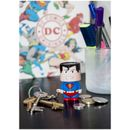 DC Comics Superman Mini Look-Alite Keychain 91101 The Superman Mini Look-Alite Keychain is a fun addition to your Superman memorabilia. The mini keychain has a light-up head feature to illuminate your keys in your bag or in the dark. A fun novelty gi http://www.MightGet.com/january-2017-11/dc-comics-superman-mini-look-alite-keychain-91101.asp