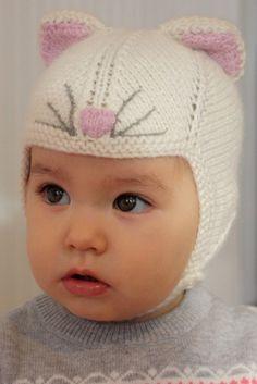 Baby cat hat! Genius!