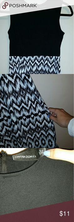 Cynthia Rowley Tribal Print Dress This is in good condition Cynthia Rowley Dresses