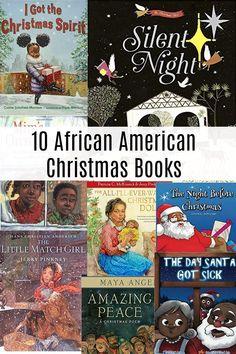 Christmas Stories For Kids, Childrens Christmas Books, Christmas Books For Kids, Black Christmas, The Night Before Christmas, A Christmas Story, Christmas 2016, Family Christmas, Holiday Poems