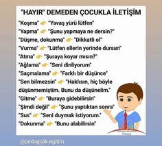Bag Tutorial and Ideas Spring Tutorial, Learn Turkish Language, Islam For Kids, Letter To Parents, School Counseling, Kids Education, Child Development, My Children, Activities For Kids