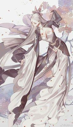 Tranh Cổ Trang-lượm Nhặt - Múa - Page 2 - Wattpad Anime Art Girl, Manga Art, Anime Girls, Character Illustration, Illustration Art, Fille Anime Cool, Anime Lindo, Pretty Art, Character Design Inspiration