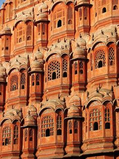 The Palace of Winds – Jaipur, India
