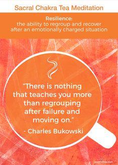 Sacral Chakra Tea Meditation Quote #chakrateameditation #sacralchakra # #chakratea #chakrameditation  #inspirationalquotes