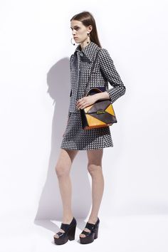 Carven - Pre SPRING/SUMMER 2014 READY-TO-WEAR