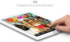 #Apple Full-Screen #Video iAds to Mobile